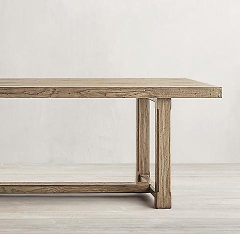 Rectangular Tables Rh