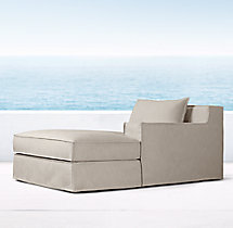 Capri  Right Arm Chaise