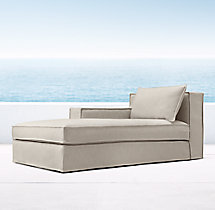 Capri  Left-Arm Chaise