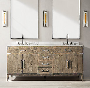 Enjoyable All Vanities Sinks Rh Interior Design Ideas Gentotryabchikinfo