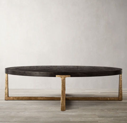Get 25+ Round X Brace Coffee Table