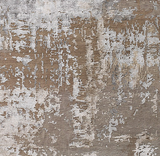 Riva Hand-Knotted Rug Swatch