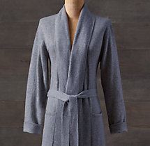 Cashmere Robe - Long