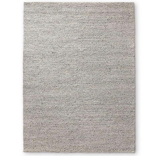 Moray Hand Braided Wool Rug