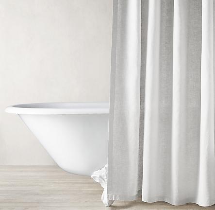 Shower Curtains Rh