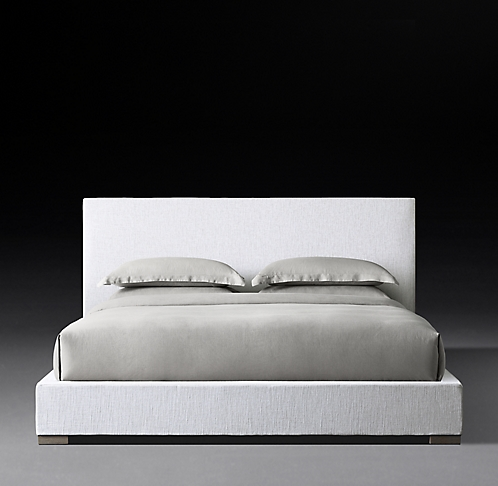 Modena Nontufted Panel Fabric Rh Modern