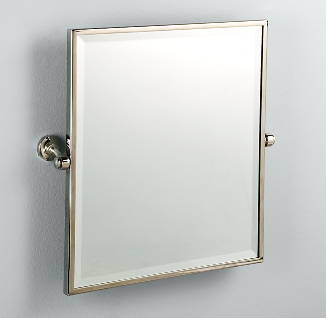 Grafton Rectangular Pivot Mirror