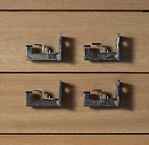 Trellis Wall Mounts (Set of 4)
