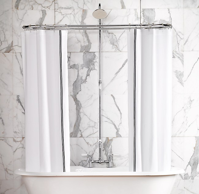 Shower Converter For Clawfoot Tub