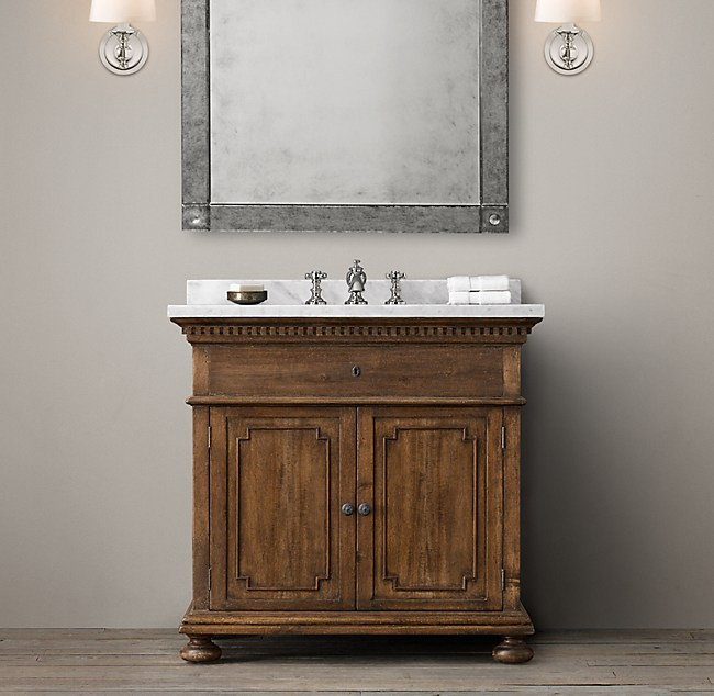St James Single Vanity