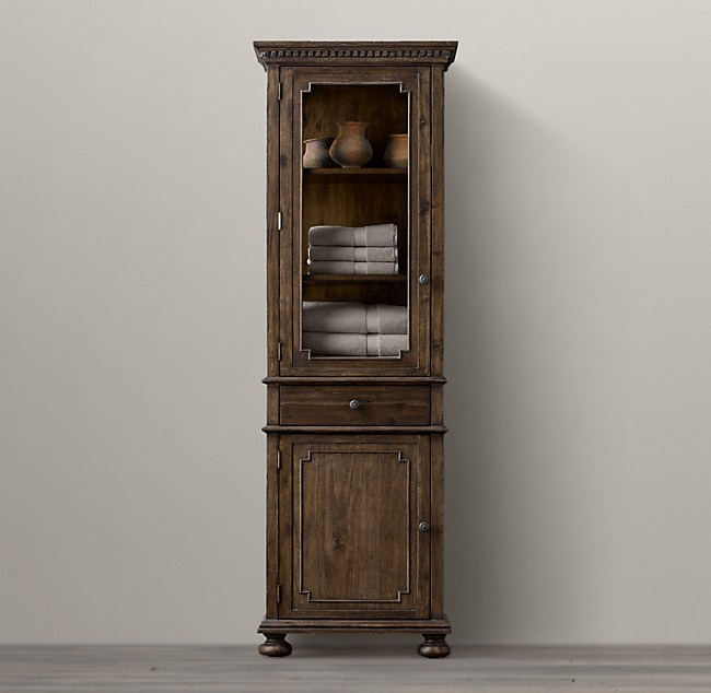 restoration hardware bathroom cabinet st 72 quot bath cabinet 20207