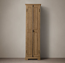 French Casement Tall Bath Cabinet