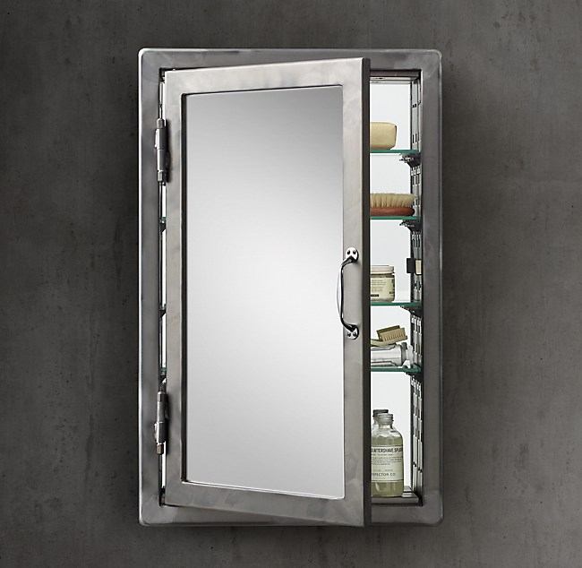 Wall Mounted Medicine Cabinet Mirror pharmacy wall-mount medicine cabinet