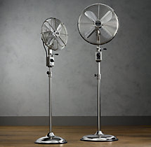 Allaire Telescoping Floor Fan