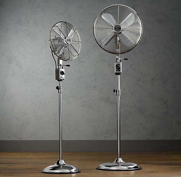 Allaire Telescoping Floor Fan