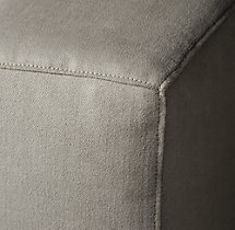 Fabric By the Yard - Brushed Belgian Linen Cotton