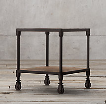 "Dutch Industrial 20"" Side Table"
