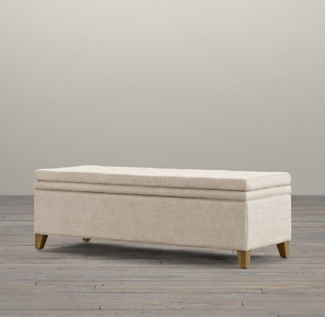 ideas nice bench ottoman on best with pinterest padded storage upholstered
