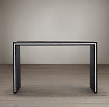 Strand Mirrored Console Tables