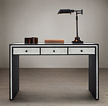 Strand Mirrored Desk
