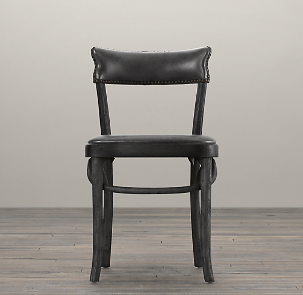 Vienna Caf 233 Leather Side Chair