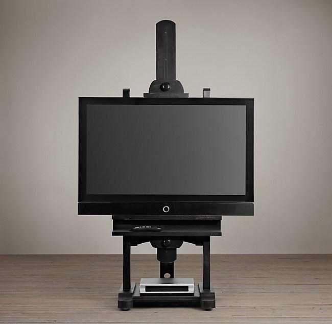 80 Tv Easel