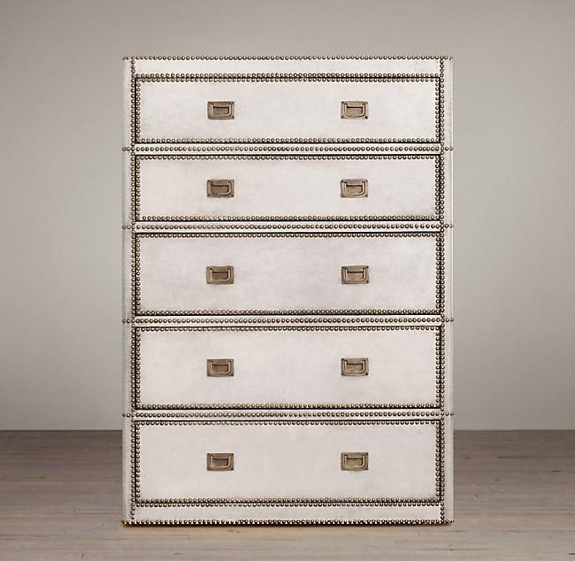 Marseilles 5-Drawer Dresser