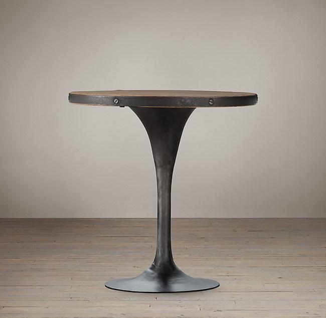 Aero Round Side Table