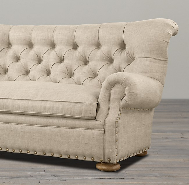 Churchill sofa universal furniture churchill sofa for Restoration hardware churchill sofa