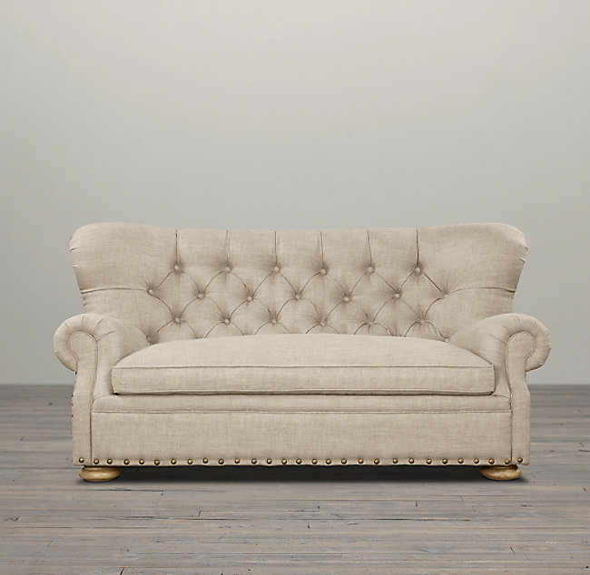 Churchill Upholstered Sofa With Nailheads Color Preview Unavailable