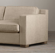 9' Collins Upholstered Sofa