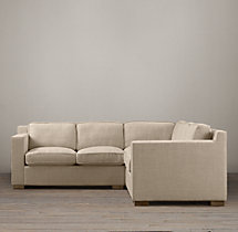 Preconfigured Collins Upholstered Corner Sectional