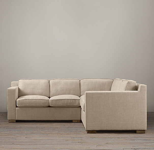 Collins Upholstered Customizable Sectional