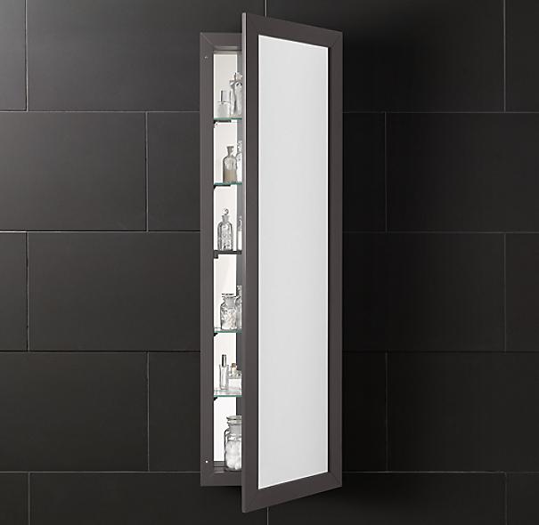 hutton full length medicine cabinet. Black Bedroom Furniture Sets. Home Design Ideas