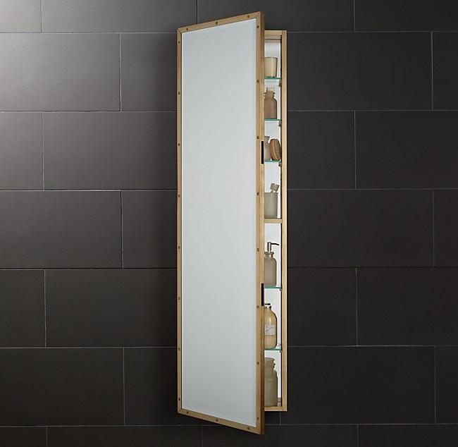floor length mirrored medicine cabinet. Black Bedroom Furniture Sets. Home Design Ideas