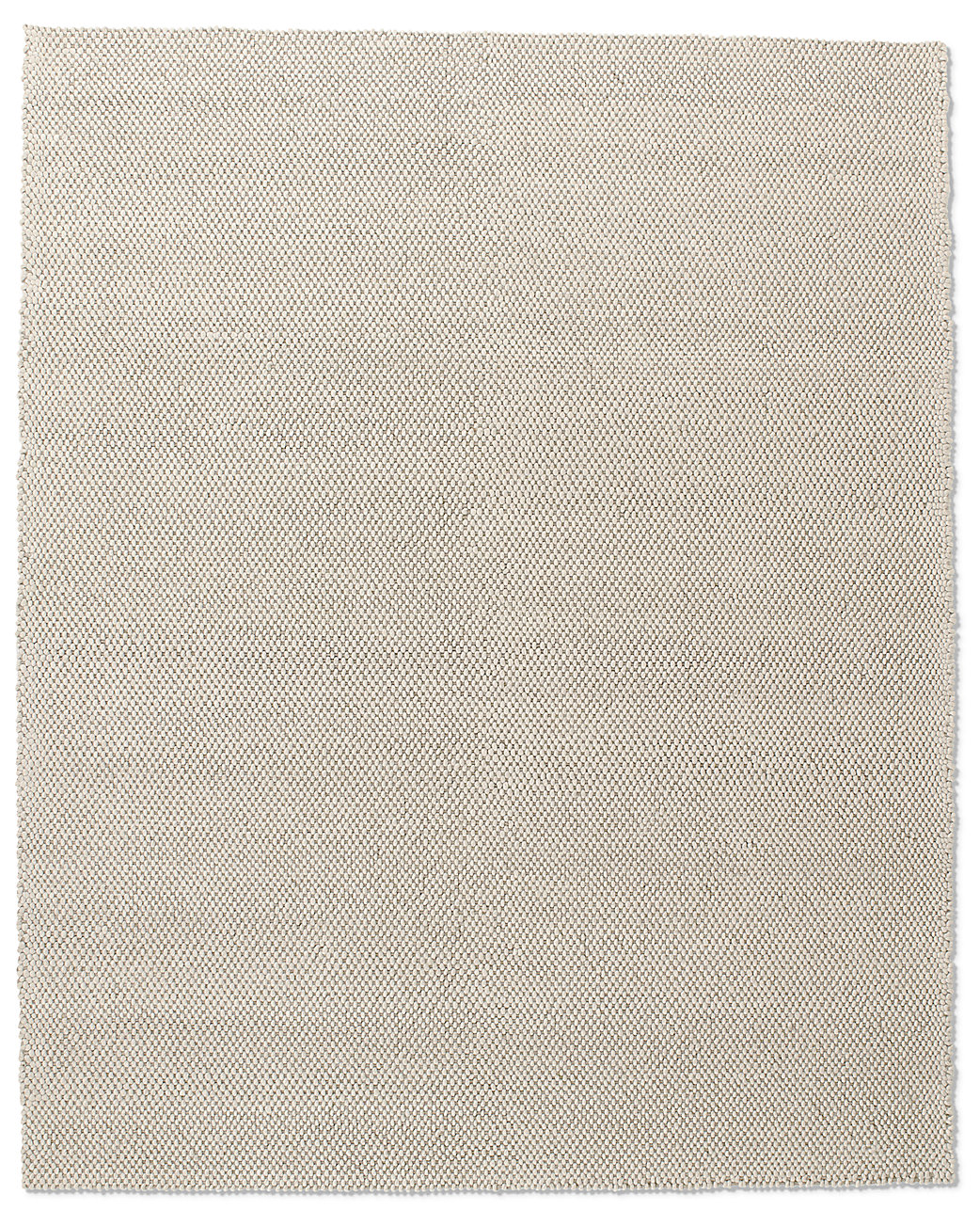 Textura Loop Wool Rug - Oatmeal