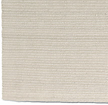 Textura Stripe Wool Rug Swatch - Oatmeal