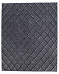 Diamante Flatweave Rug - Charcoal/Charcoal END DATED
