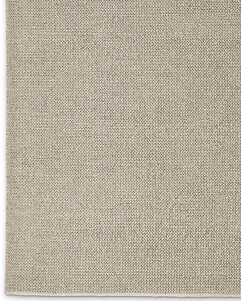 Textura Plaited Wool Rug - Oatmeal