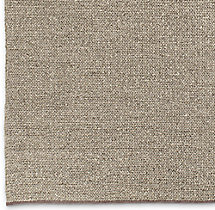 Textura Plaited Wool Rug Swatch - Grey
