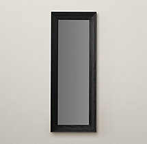 Marseilles Mirror - Black