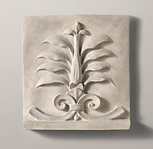 Architectural Fragment - Fern