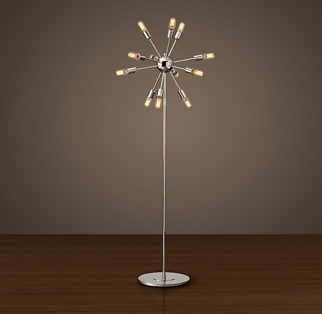 Filament Floor Lamp - Restoration hardware floor lamps