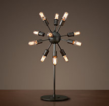 Sputnik Filament Table Lamp
