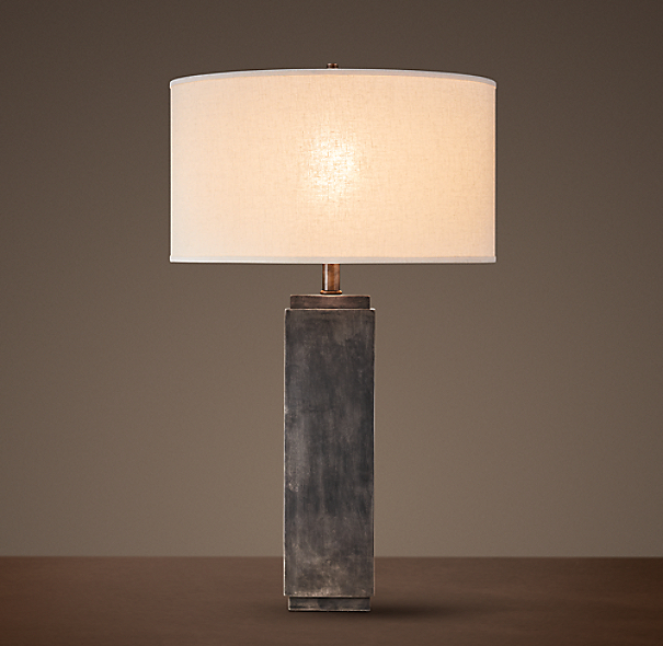 ^ Square olumn able Lamp