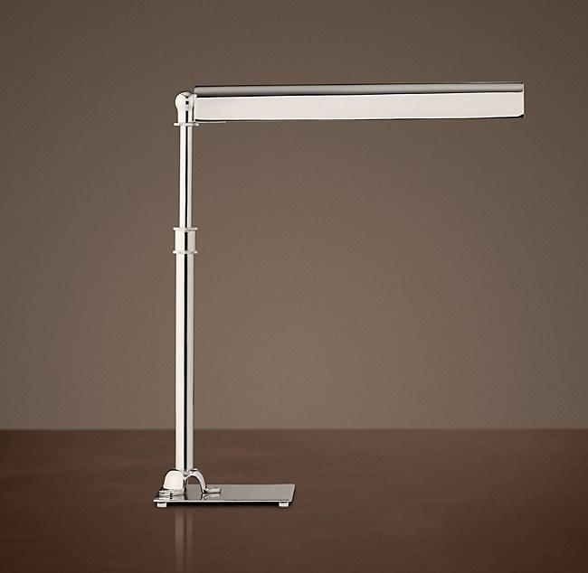 Slimline table lamp