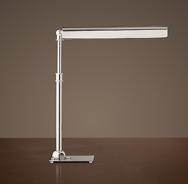 slimline table lamp. Black Bedroom Furniture Sets. Home Design Ideas