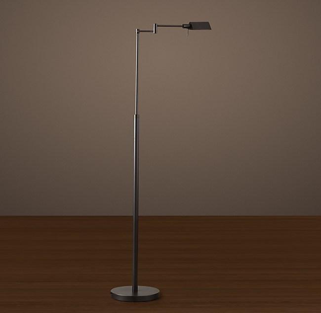 Mtier task floor lamp aloadofball Gallery