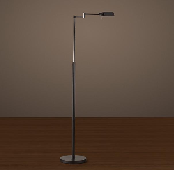 M 233 Tier Task Floor Lamp