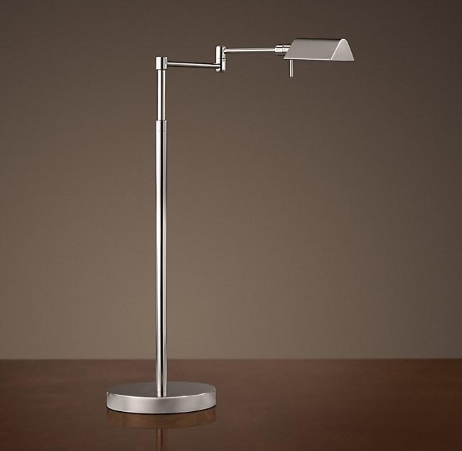 M 233 Tier Task Table Lamp